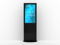 SWEDX Touch Lamina Digital Signage Stele 40''