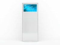 SWEDX Touch Lamina Digital Signage Stele 28''