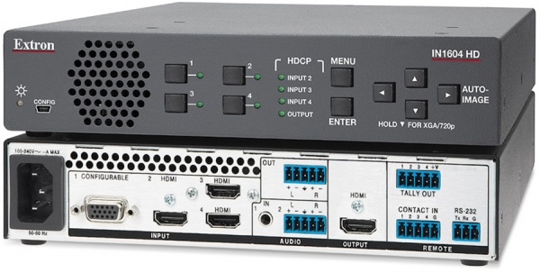 Extron IN1604 HD